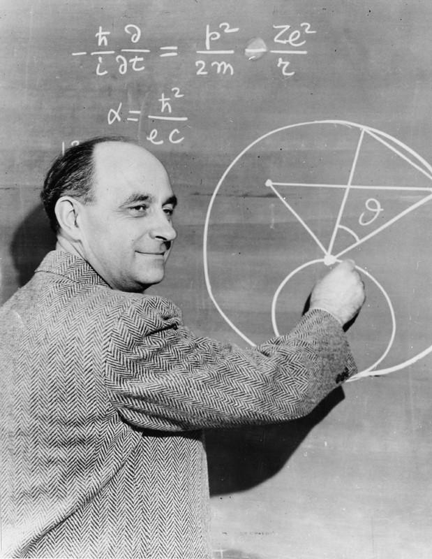 Enrico Fermi (1901-1954) (2)