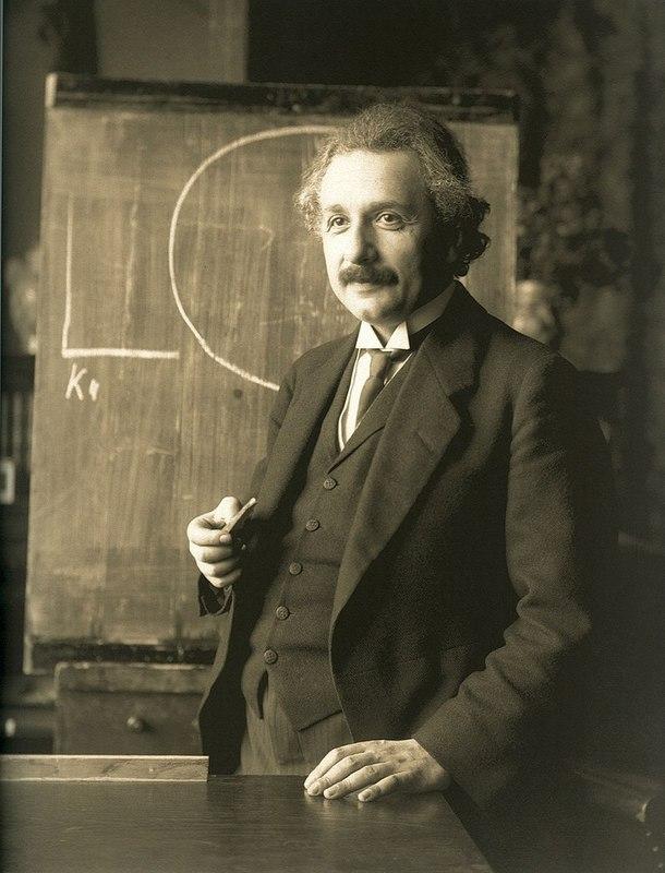 Albert Einstein (1879-1955)<br />