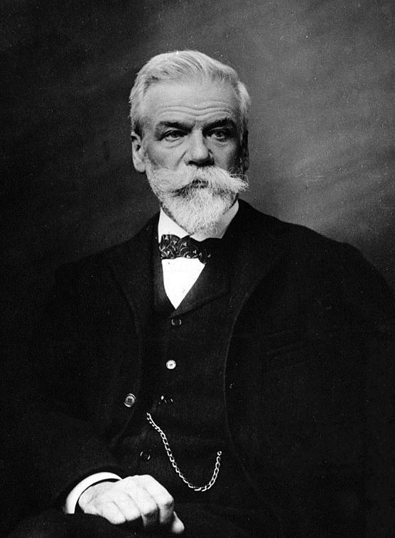 Ernest Solvay (1838-1922)