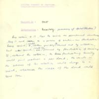 Interventions et commentaires sur le rapport du professeur Oorts présenté lors du treizième Conseil de physique Solvay - 1964