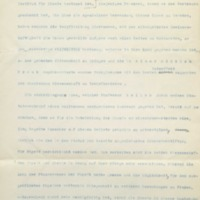 Lettre de Wilhelm Ostwald (« annexe à la lettre de Mr Haller du 11 avril 1913 ») + traduction - 11 avril 1913