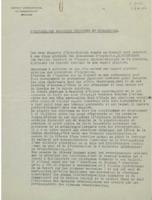WUYTS Henri, « L'oxygène, ses réactions chimiques et biologiques. »,  résumé des rapports soumis au cinquième Conseil de chimie Solvay