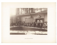 Deuxième Conseil de physique Solvay, photographie de groupe (2)