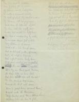 « The Lion and the Unicorn » , poème rédigé lors du banquet du huitième Conseil de physique Solvay