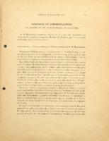 Académie des sciences, « Mémoires et communications des membres et des correspondants de l'académie. Séance du 4 janvier 1926. »