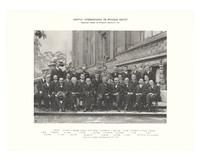 Cinquième Conseil de physique Solvay, photographie de groupe