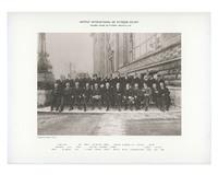 Deuxième Conseil de physique Solvay, photographie de groupe (1)